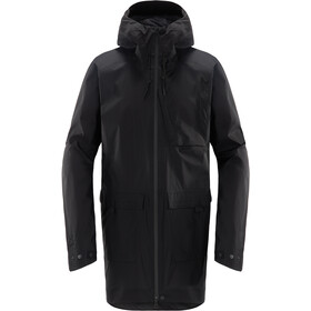 Haglöfs Nusnäs 3L Jacket Herre true black